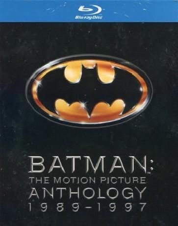 BATMAN ANTHOLOGY (4 BLU-RAY)