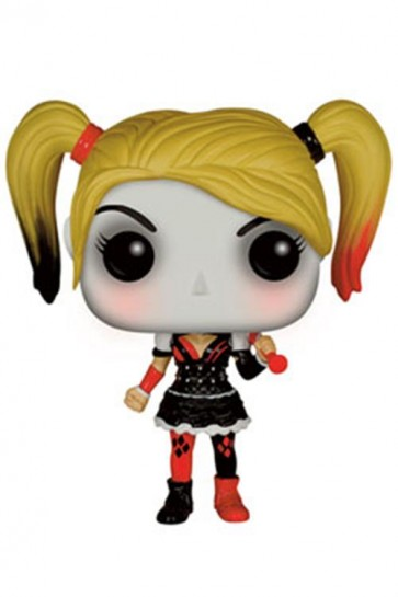 BATMAN ARKHAM KNIGHT - POP FUNKO VINYL FIGURE 72 HARLEY QUINN 10 CM