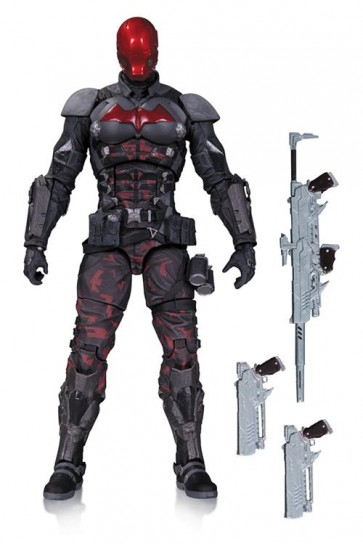 BATMAN ARKHAM KNIGHT - RED HOOD - DC DIRECT - ACTION FIGURE 16 CM
