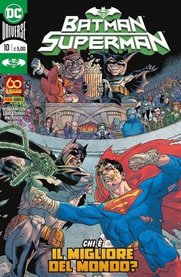 BATMAN/SUPERMAN 10