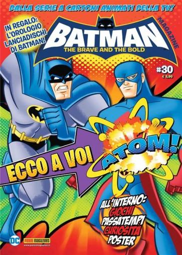 BATMAN THE BRAVE AND THE BOLD MAGAZINE 30