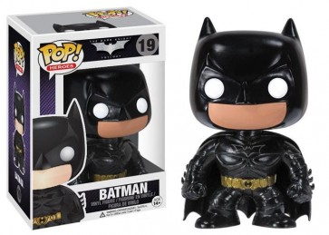 BATMAN THE DARK KNIGHT - POP FUNKO VINYL FIGURE 19 BATMAN 9 CM