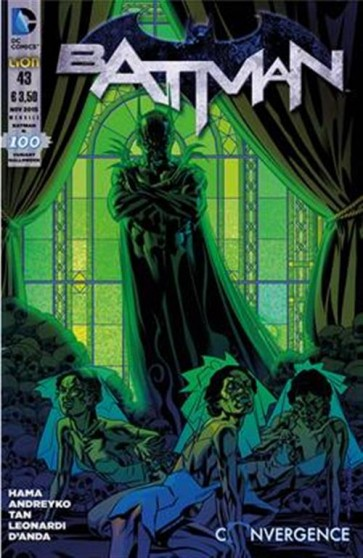 BATMAN THE NEW 52 (LION) 43 - VARIANT HALLOWEEN