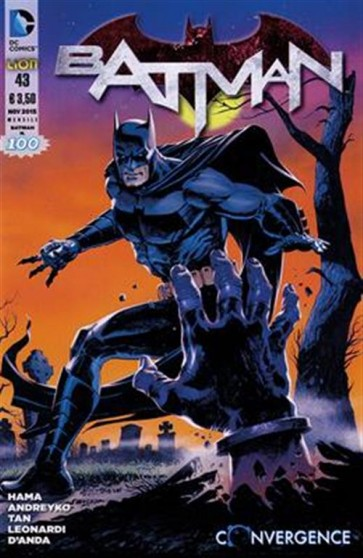 BATMAN THE NEW 52 (LION) 43