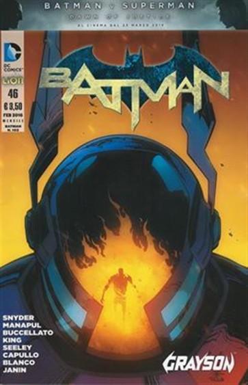 BATMAN THE NEW 52 (LION) 46