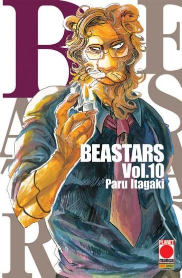 BEASTARS 10 - PRIMA RISTAMPA