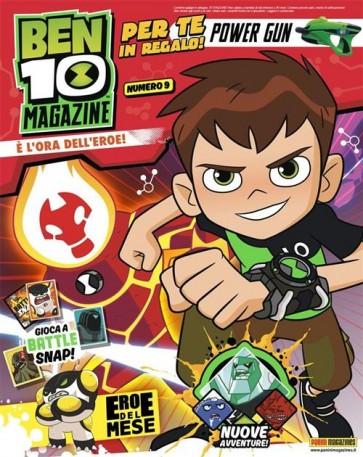 BEN 10 MAGAZINE 9