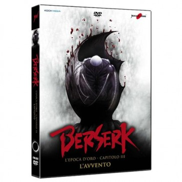 BERSERK - L'EPOCA D'ORO - CAPITOLO 3 - L'AVVENTO (DVD)