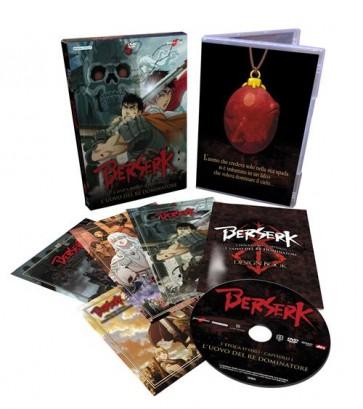 BERSERK - L'ERA D'ORO - CAPITOLO 1 - L'UOVO DEL RE DOMINATORE (DVD)