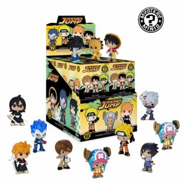 BEST OF ANIME - MYSTERY MINI BLIND BOX - DISPLAY 12PZ