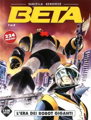 BETA 1 - L'ERA DEI ROBOT GIGANTI