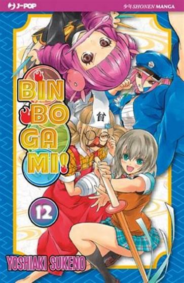 BINBOGAMI 12