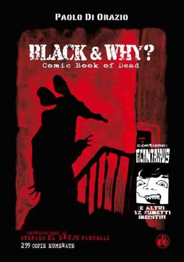 BLACK AND WHY? ARTBOOK OF DEAD