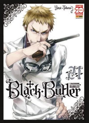 BLACK BUTLER 21 - IL MAGGIORDOMO DIABOLICO