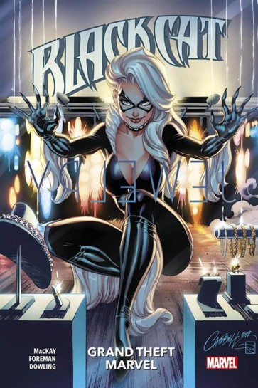 BLACK CAT - GRAND THEFT MARVEL