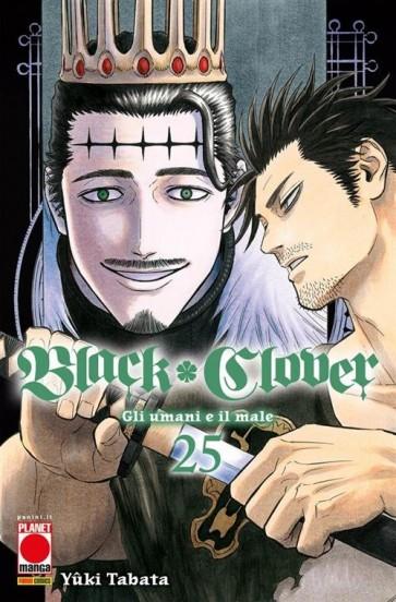 BLACK CLOVER 25