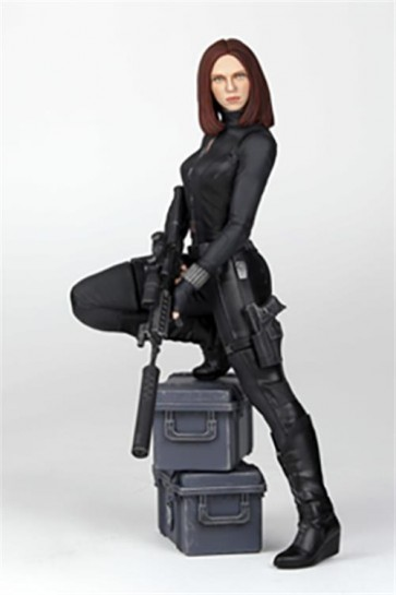 BLACK WIDOW - COLLECTORS GALLERY STATUE