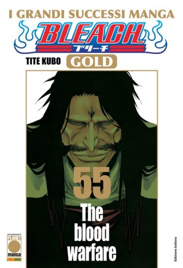 BLEACH MANGA GOLD DELUXE 55
