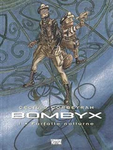 BOMBYX 1: FARFALLE NOTTURNE