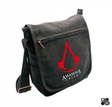BORSA A TRACOLLA ASSASSIN'S CREED 3 CREST PICCOLA