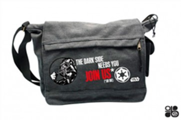 BORSA A TRACOLLA STAR WARS DARTH VADER JOIN US GRANDE