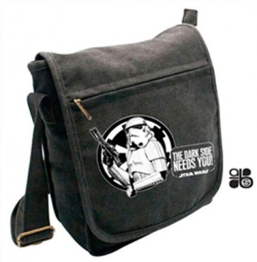 BORSA A TRACOLLA STAR WARS TROOPERS PICCOLA