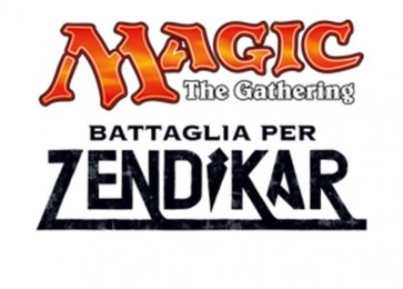 BOX BATTLE FOR ZENDIKAR - BATTAGLIA PER ZENDIKAR - ENG