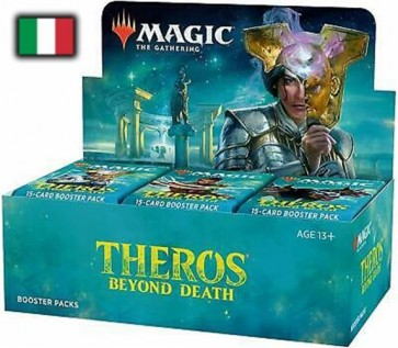 BOX DRAFT BOOSTER - THEROS BEYOND DEATH (36 BUSTE) - ITA