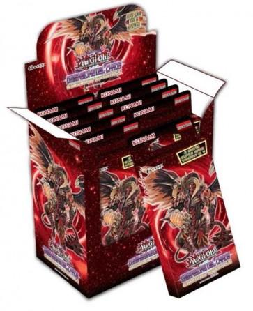 BOX YU-GI-OH! - DIMENSIONE DEL CHAOS EDIZIONE ADVANCE (10 BUSTE) ITA