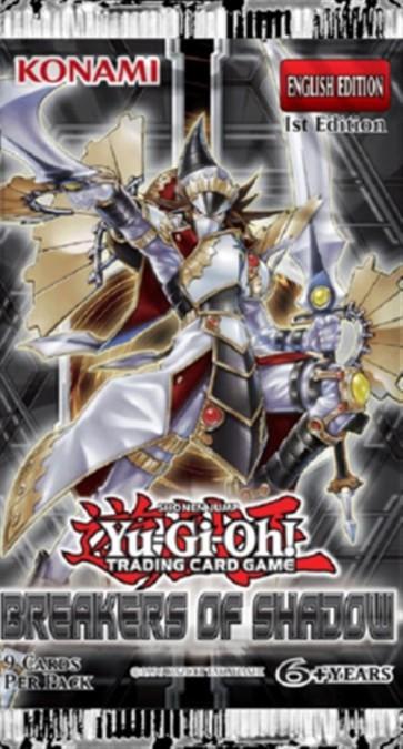 BOX YU-GI-OH! - DISTRUTTORI DELL'OMBRA (24 BUSTE) - ENG