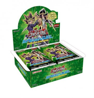BOX YU-GI-OH! - SPEED DUEL BOOSTER - ARENA OF LOST SOULS (50 BUSTE) ITA