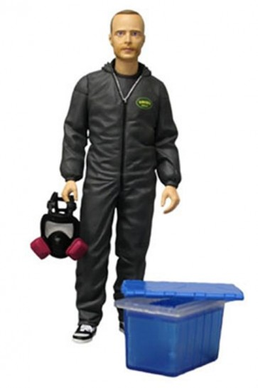 BREAKING BAD - JESSE PINKMAN NYCC EXCLUSIVE ACTION FIGURE 15 CM