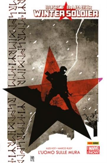 BUCKY BARNES: WINTER SOLDIER 1 - L'UOMO SULLE MURA