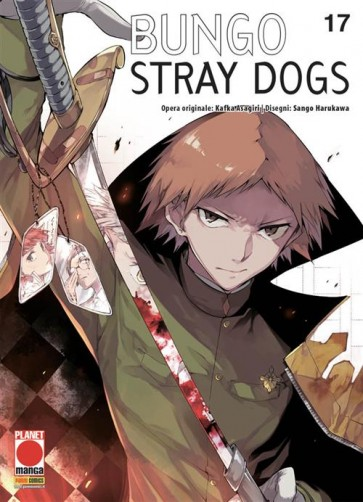 BUNGO STRAY DOGS 17