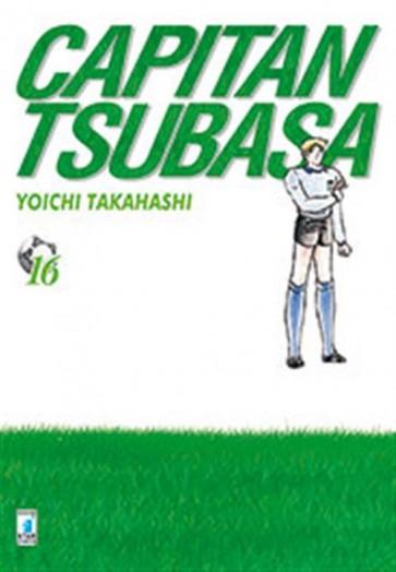 CAPITAN TSUBASA NEW EDITION 16