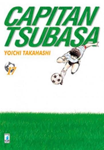 CAPITAN TSUBASA NEW EDITION 17