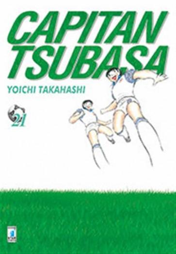 CAPITAN TSUBASA NEW EDITION 21