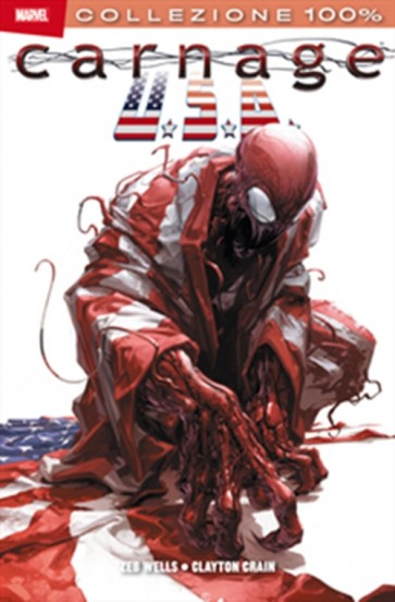 CARNAGE USA - 100% MARVEL