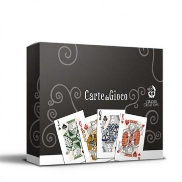 CARTE DA GIOCO FRANCESI - CRANIO (CC044)