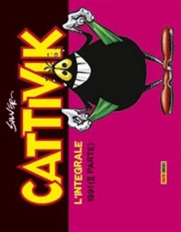 CATTIVIK - L'INTEGRALE 5: 1991 (II PARTE)