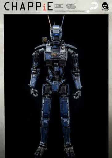 CHAPPIE 30 CM ACTION FIGURE