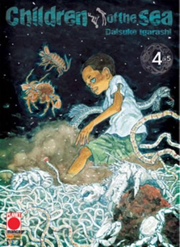 CHILDREN OF THE SEA 4 (DI 5) - PRIMA RISTAMPA