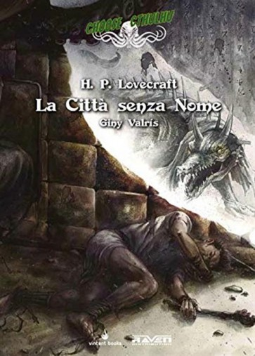 CHOOSE CTHULHU VOL.4 - LA CITTA' SENZA NOME