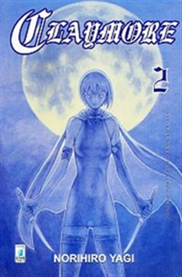 CLAYMORE 2