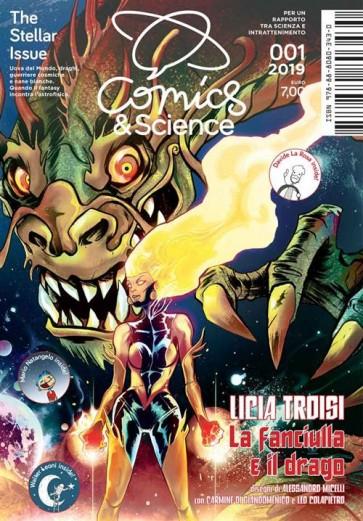 COMICS&SCIENCE - THE STELLAR ISSUE