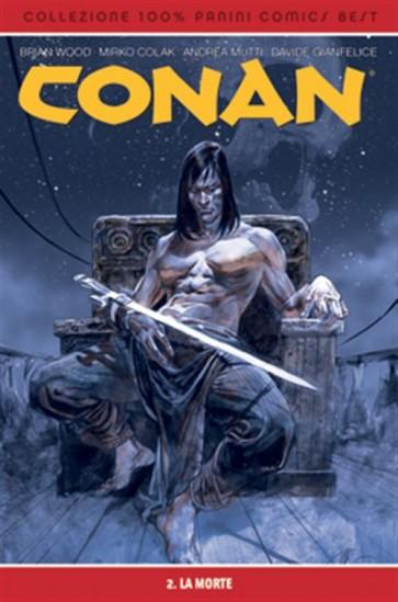 CONAN BEST 2 - LA MORTE