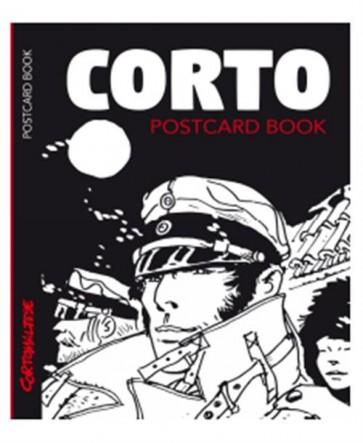 CORTO MALTESE - SET DI CARTOLINE (16PZ) - B&W
