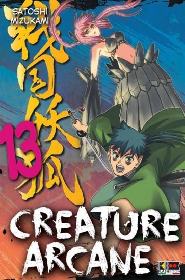 CREATURE ARCANE 13