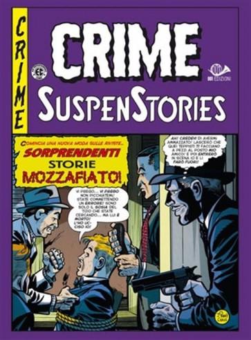 CRIME SUSPENSTORIES - COFANETTO COMPLETO (1-5)
