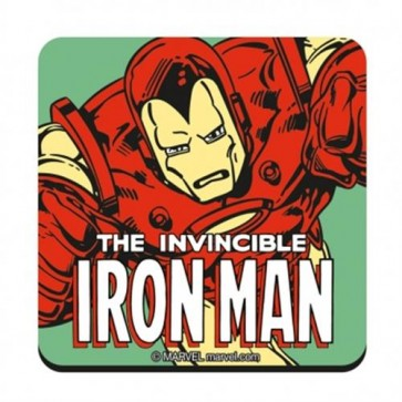 CST1MV02 - IRON MAN - COASTER SINGLE - MARVEL (IRON MAN)